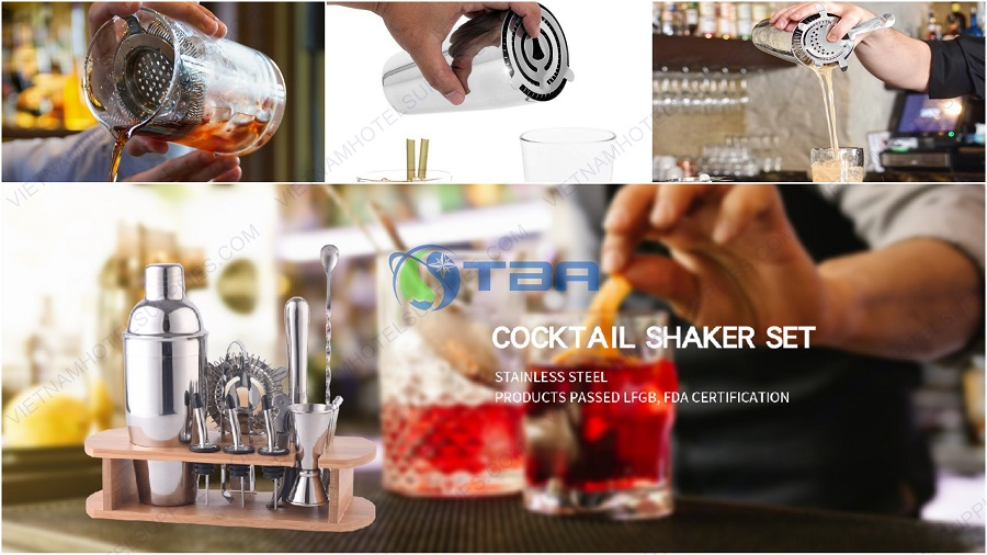 Cocktail Strainer quầy pha chế