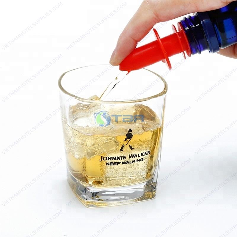 Vòi rót rượu bằng nhựa quầy bar pha chế