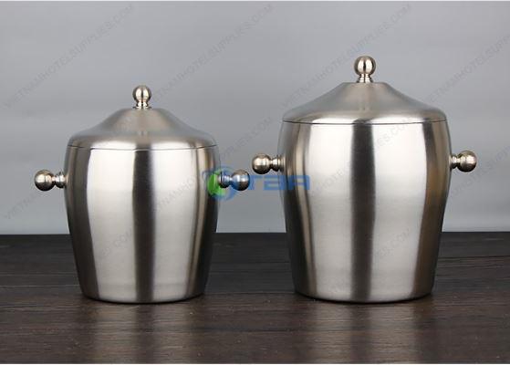 Xô ướp đá bia rượu inox 2 lớp
