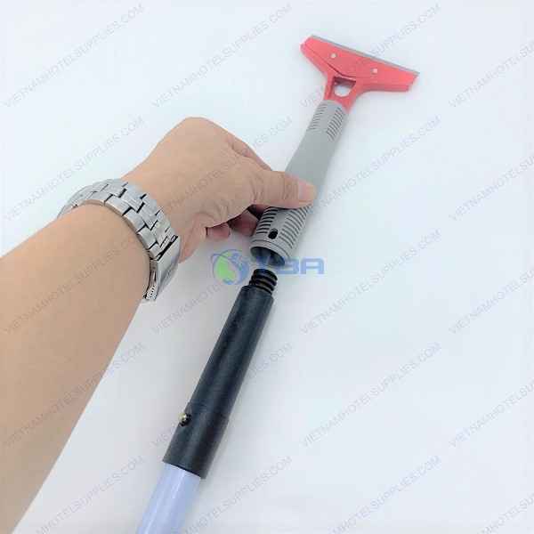 dao cạo vệ sinh kính lưỡi thép 21cm