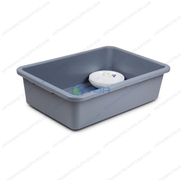 Khay nhựa thu gom đựng chén đĩa